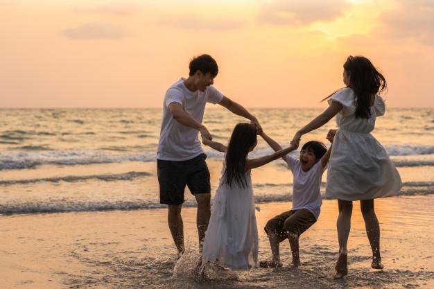 un mar de emociones familia